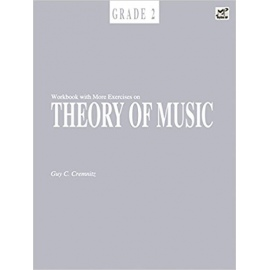 Workbook with More Exercises on Theory of Music Grade 2