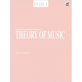 Workbook with More Exercises on Theory of Music Grade 4