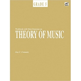 Workbook with More Exercises on Theory of Music Grade 5
