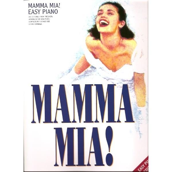 Mamma Mia (Easy Piano)