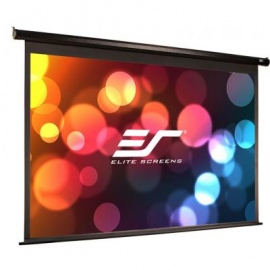 ELITE120VWH Electric Projector Screen