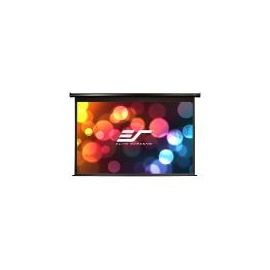 ELITE125HWH Electric Projector Screen