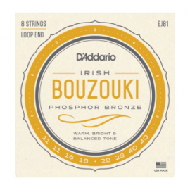 EJ81 IRISH BOUZOUKI STRINGS