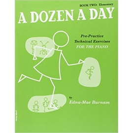 A Dozen A Day Book Two: Elementary