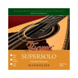 Supersolo Medium Tension Mandoline Strings