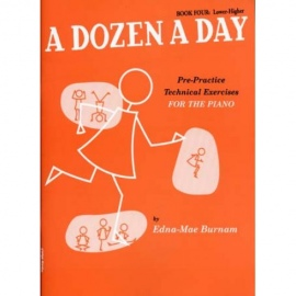 A Dozen A Day Book Four: Lower-Higher