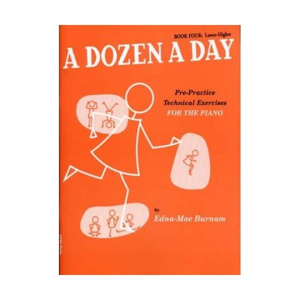 A Dozen A Day Book Four: Lower-Higher
