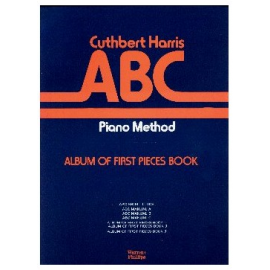 ABC Piano Method: Album of First Pieces Book 1