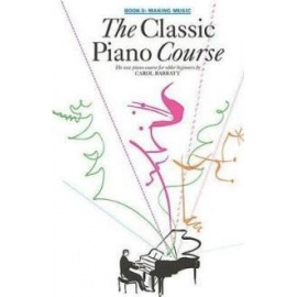 The Classic Piano Course Book 3 Making Music