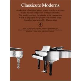 Classics to Moderns 4