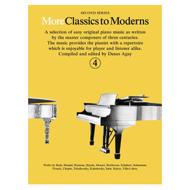 More Classics to Moderns 4