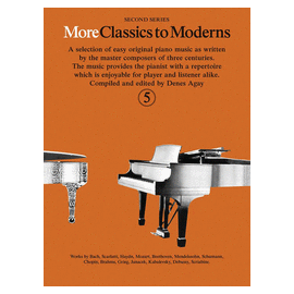 More Classics to Moderns 5