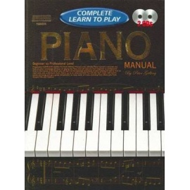 Complete Learn to Play Piano Manual