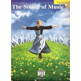 The Sound of Music: Book & CD (PVG)