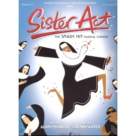 Sister Act: The Musical Comedy (PVG)