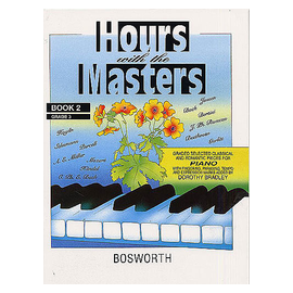 Hours With The Masters Grade 3 Book 2