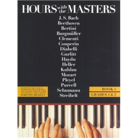 Hours With The Masters Book 1 Grades 1&2