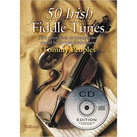 50 Irish Fiddle Tunes with CD