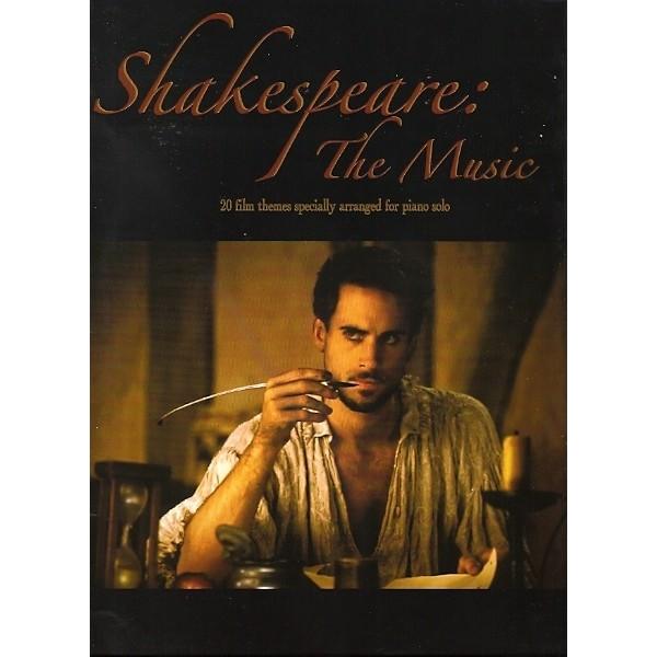 Shakespeare: The Music (Solo Piano)