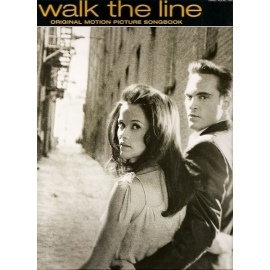 Walk The Line: Original Motion Picture Songbook (PVG)