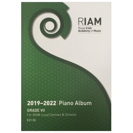 Royal Irish Academy Piano Album 2019 - 2022 Grade 7