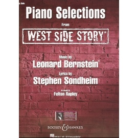 West Side Story: Piano Selections