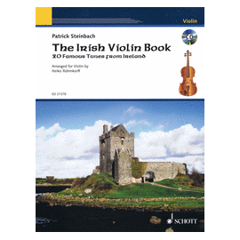 The Irish Violin Book CD Edition