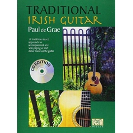 Traditional Irish Guitar CD Edition