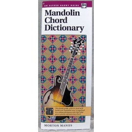 Mandolin Chord Dictionary An Alfred Handy Guide