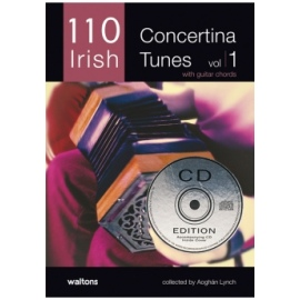 110 Concertina Tunes Volume 1 (CD Edition)