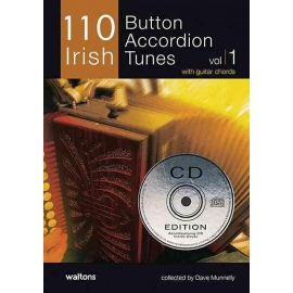110 Button Accordion Tunes (CD Edition)