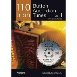 110 Button Accordion Tunes (CD Edition)