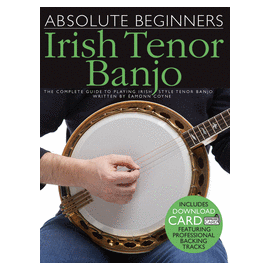 Absolute Beginners Irish Tenor Banjo