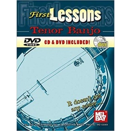 First Lessons Tenor Banjo (CD & DVD Edition)
