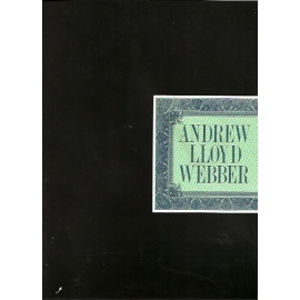Andrew Lloyd Webber Anthology (PVG)