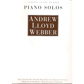 Andrew Lloyd Webber: Piano Solos (Intermediate Level)