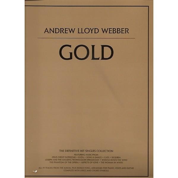 Andrew Lloyd Webber: Gold (PVG)