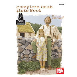 Complete Irish Flute Book (CD Edition)