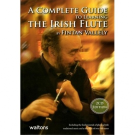 A Complete Guide To Learning The Irish Flute (CD Edition)