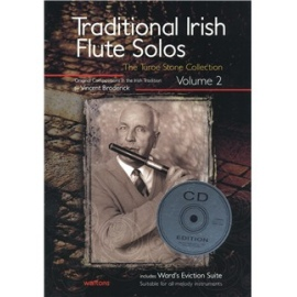 Traditional Irish Flute Solos Volume 2 (CD Edition)