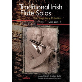 Traditional Irish Flute Solos Volume 2 (Book Only Edition)