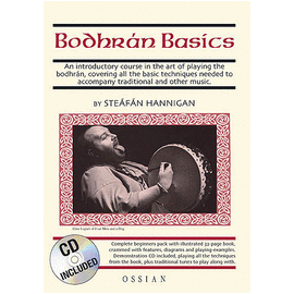Bodhrán Basics (Cd Edition)