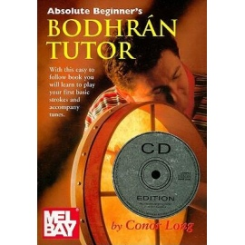 Absolute Beginner's Bodhrán Tutor (CD Edition)