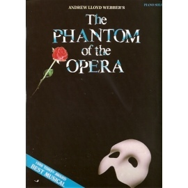 The Phantom of the Opera Piano Solos
