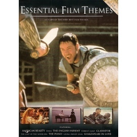 Essential Film Themes for Solo Piano