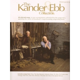 The Kander & Ebb Collection (Piano & Vocal)