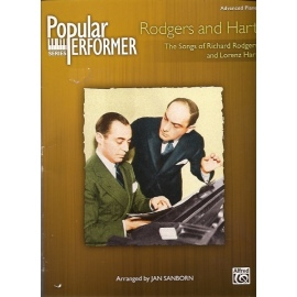 Rodgers & Hart: Popular Performer Series