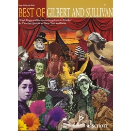 Best of Gilbert & Sullivan (PVG)