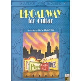 Broadway for Guitar