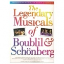 The Legendary Musicals of Boublil & Schonberg (PVG)